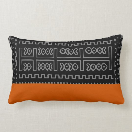 Awesome Abstract Pattern Lumbar Pillow Zazzle Com