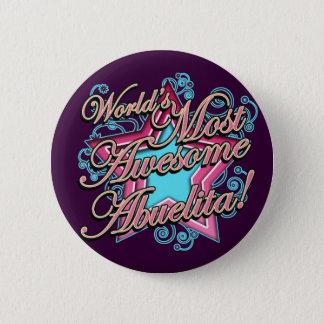 Awesome Abuelita Button