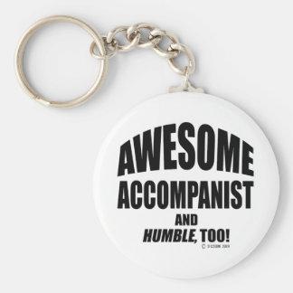 Awesome Accompanist Keychain