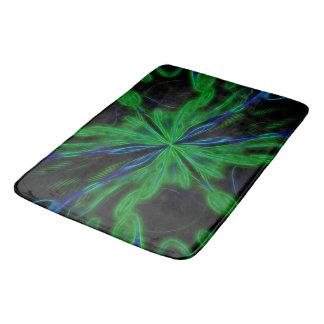 Awesome Alien nebula Bathroom Mat