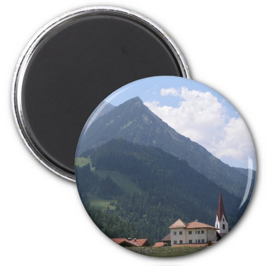 Awesome Alps Magnet