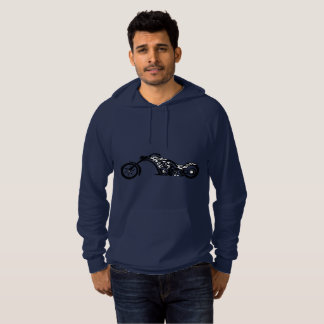 Awesome American Apparel Fleece Pullover Hoodie
