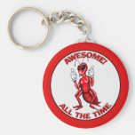Awesome Ant Keychain