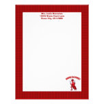 Awesome Ant Personalized Letterhead