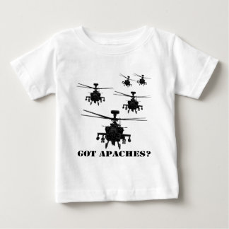 Awesome Apache helicopter Baby T-Shirt