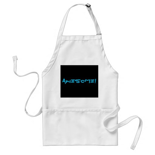 Awesome! Aprons