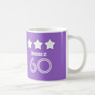 Awesome at 60 or ANY AGE 60th Birthday V13 Coffee Mug
