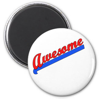 Awesome at Any Age! Customize This 2 Inch Round Magnet