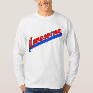 Awesome at Any Age! Customize This Tee Shirt