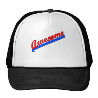 Awesome at Any Age! Customize This Trucker Hat