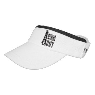 Awesome Aunt Design Visor