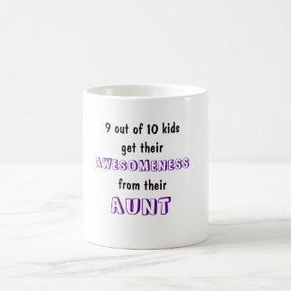 Awesome Aunt Mug