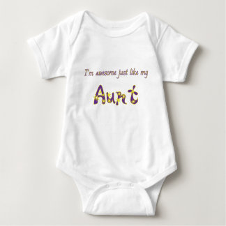 Awesome Aunt T-shirts