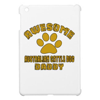 AWESOME AUSTRALIAN CATTLE DOG ADADDY iPad MINI COVERS