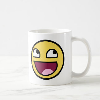 awesome /b/ smiley face coffee mugs