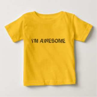 Awesome baby baby T-Shirt