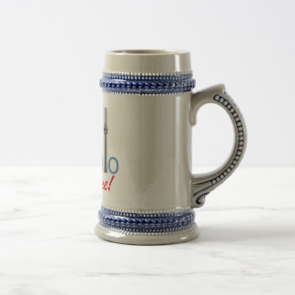 Awesome Beer Stein 18 Oz Beer Stein
