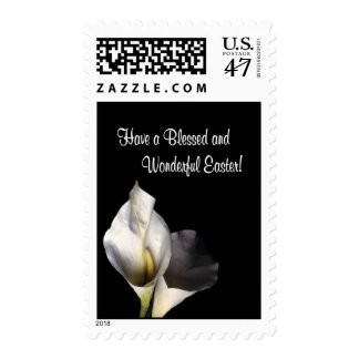 Awesome Blessed and Wonderful Easter Greeting Postage