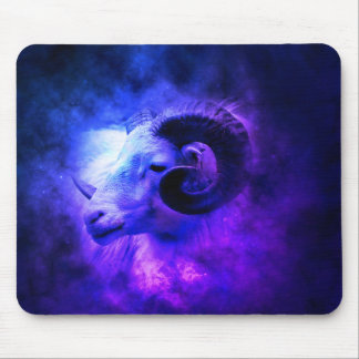 Awesome blue-violet mousepad