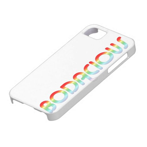 Awesome Bodacious 80s Retro iPhone 5 Cases