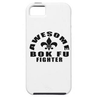 AWESOME BOK FU FIGHTER iPhone SE/5/5s CASE