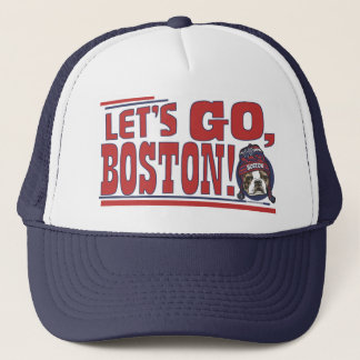 Awesome Boston Fan Red Cap