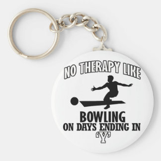 Awesome Bowling DESIGNS Keychain