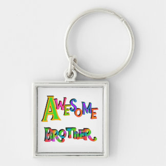 Awesome Brother T-shirts and Gifts Keychain