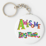 Awesome Brother T-shirts and Gifts Keychains