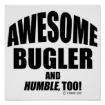 Awesome Bugler Posters