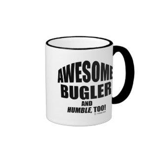 Awesome Bugler Ringer Mug