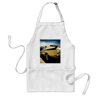 Awesome Buick GSX Muscle Car Adult Apron