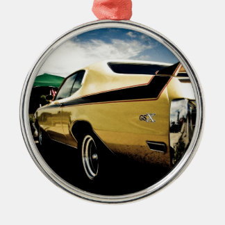 Awesome Buick GSX Muscle Car Christmas Ornament