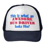 Awesome Bus Driver Hat