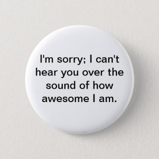 Awesome! Button