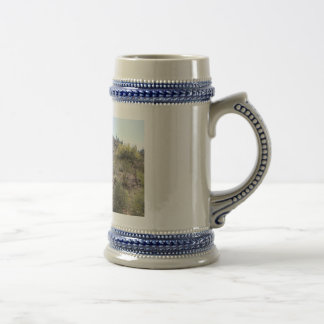 Awesome Cactus Garden Beer Stein