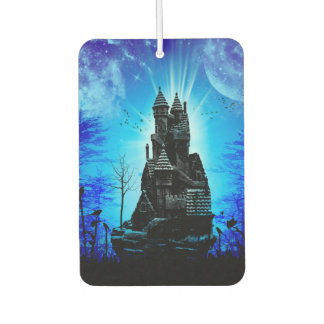 Awesome castle air freshener