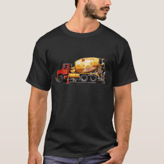 Awesome Cement Truck #6 T-Shirt