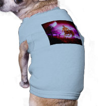 Awesome centaur in the night tee