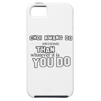 awesome Choi Kwang-Do design iPhone 5/5S Cover