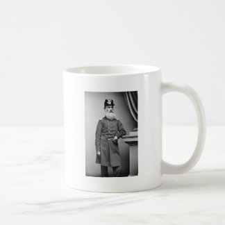 Awesome Civil War Beard, 1860s Coffee Mug