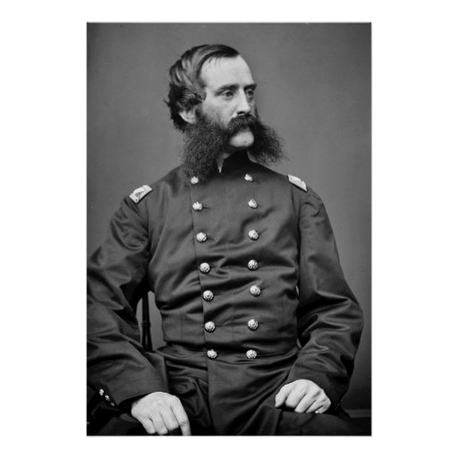 awesome civil war mutton chops 1860s posters zazzle
