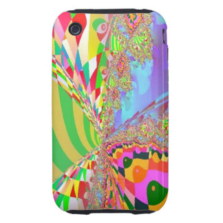 Awesome Colorful Landscape iPhone 3 Case