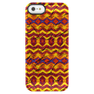Awesome colorful pattern uncommon clearly™ deflector iPhone 5 case