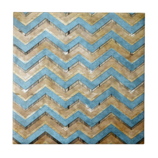 Awesome cool chevron zigzag pattern ceramic tile