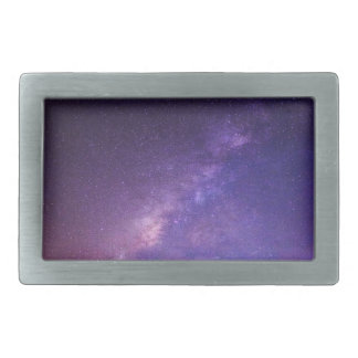 Awesome Cool Clear Night Sky Belt Buckle