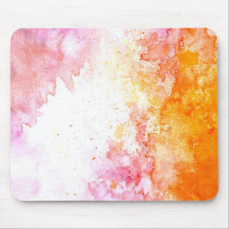 Awesome Cool colorful abstract trendy modern Mouse Pad