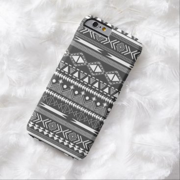 Aztec Themed Awesome Cool trendy Aztec tribal Andes pattern Barely There iPhone 6 Case