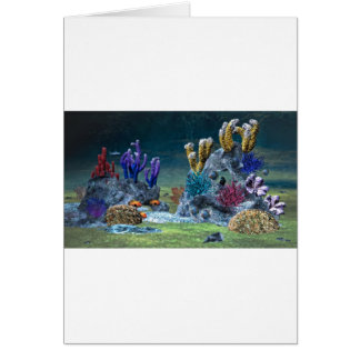 Awesome Coral Reef Card