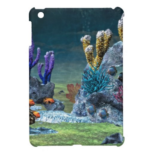 Awesome Coral Reef iPad Mini Case
